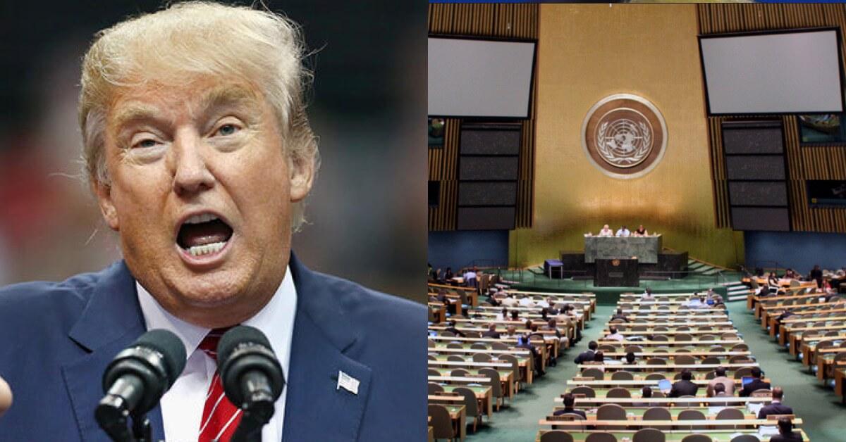 Hồ sơ - TT Trump muốn thao túng Liên Hợp Quốc như một vũ khí đối ngoại?