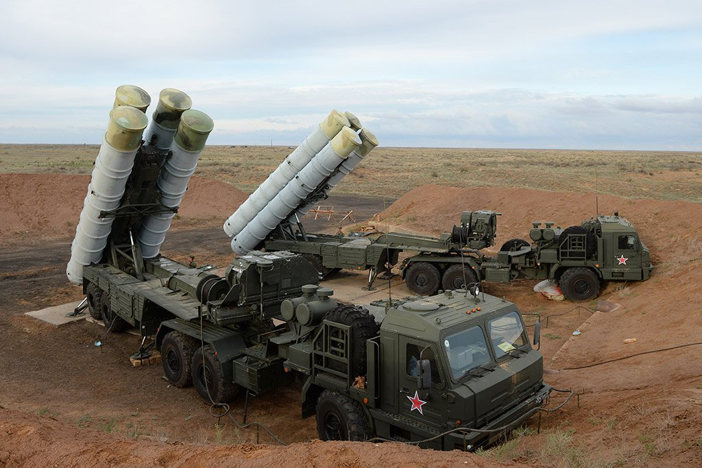 Quân sự - Lý do Thổ Nhĩ Kỳ quyết mua S-400 của Nga dù là thành viên NATO
