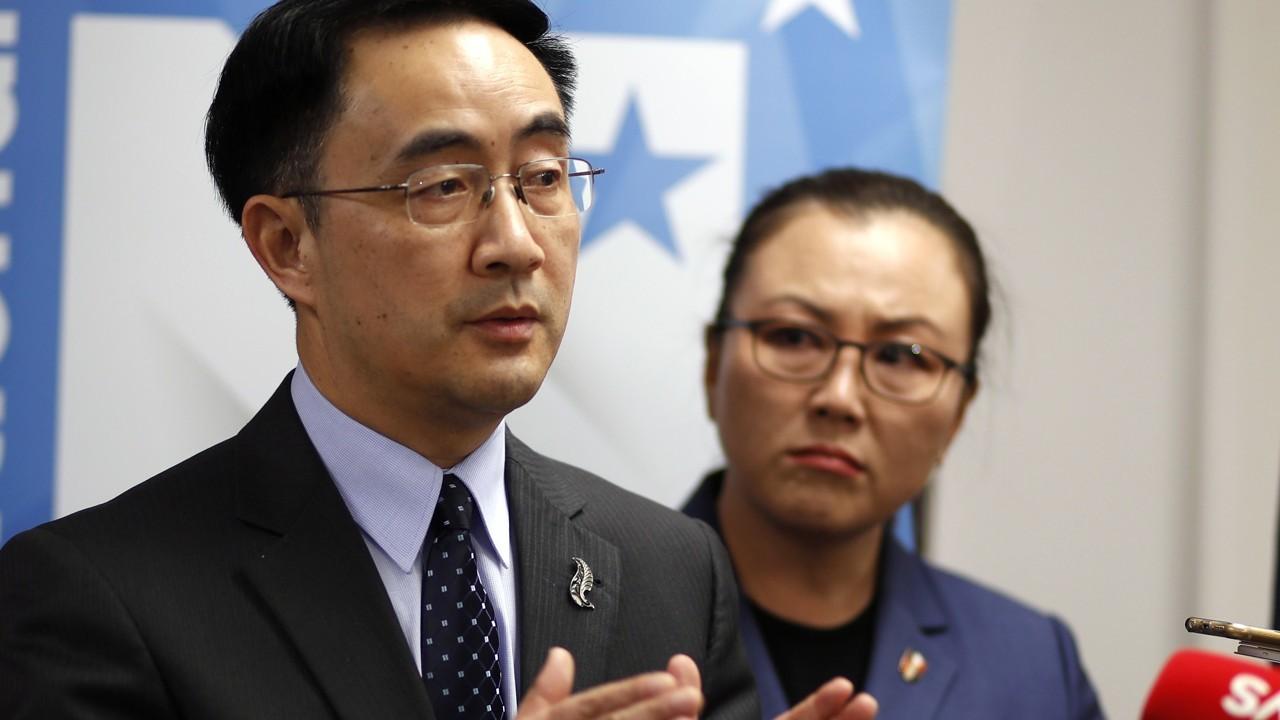 """Tiêu điểm - Nghị sỹ New Zealand bị cáo buộc là """"tay trong"""" của Bắc Kinh"""