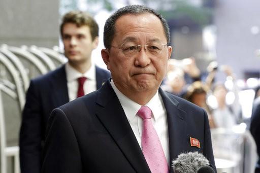 Hồ sơ - Hé lộ thông tin về Ngoại trưởng Triều Tiên với những phát biểu chấn động (Hình 2).
