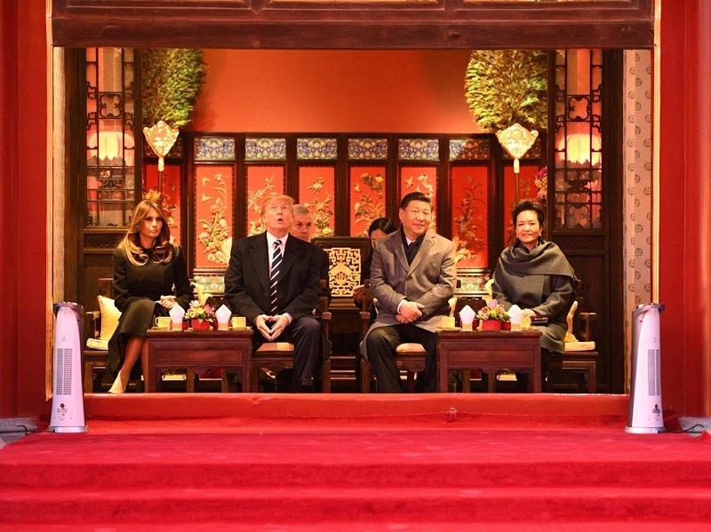 Tiêu điểm - Cuộc gặp Trump - Tập: Thú vị 'ngoại giao gia đình' đáp lễ 'ngoại giao vương giả'