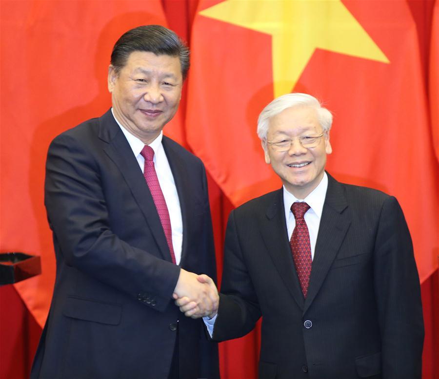 Tiêu điểm - Dấu mốc đặc biệt khi hai nhà lãnh đạo Trung Quốc và Mỹ thăm chính thức Việt Nam