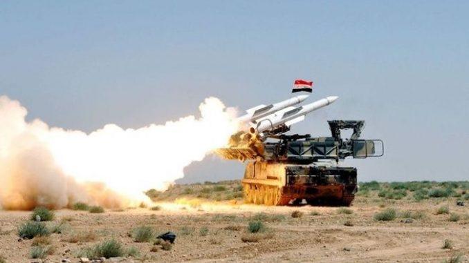Tiêu điểm - Israel tấn công tên lửa, Syria đánh chặn thành công 3 quả