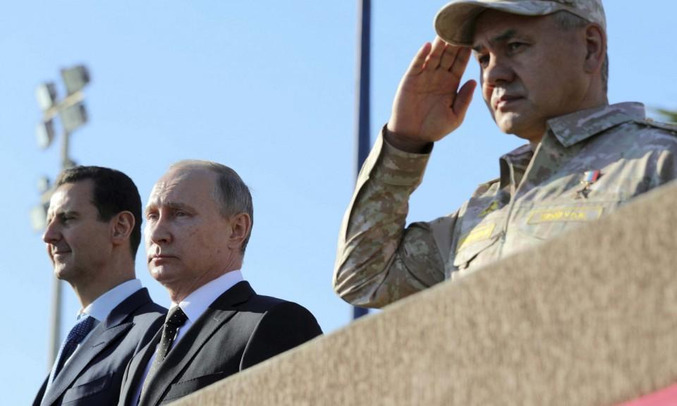 Tiêu điểm - 2018: Tổng thống Putin định hình Syria, sắp đặt bàn cờ Trung Đông