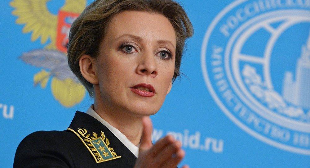 Tiêu điểm - Nữ phát ngôn viên bộ Ngoại giao Nga tố nghị sĩ quấy rối tình dục