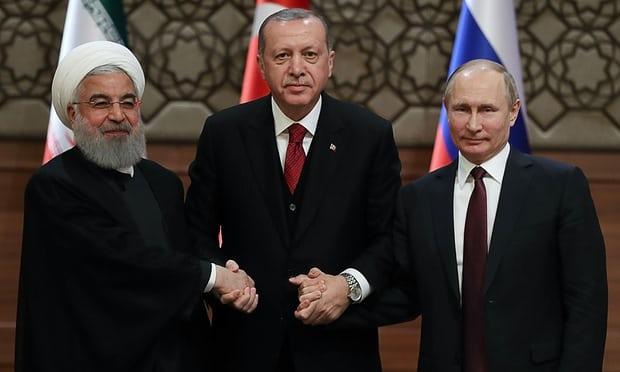 Tiêu điểm - Tấn công Syria: Thổ Nhĩ Kỳ đứng về đồng minh Mỹ hay 'người bạn' Nga?