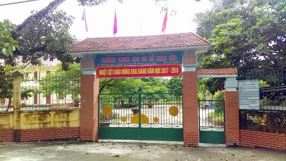 Xi nhan Trái Phải - May quá, con tôi không học trường THCS Minh Tân!