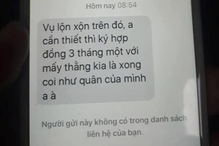 """Xi nhan Trái Phải - Cán bộ huyện tư vấn chủ thầu 'lách luật': """"Nghệ thuật sắp đặt"""" (Hình 2)."""