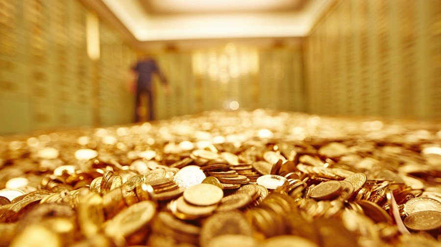 Tài chính - Ngân hàng - Giá vàng hôm nay (8/11): Loay hoay tìm hướng
