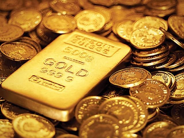Tài chính - Ngân hàng - Giá vàng hôm nay (11/11): Lao dốc trước áp lực chốt lời