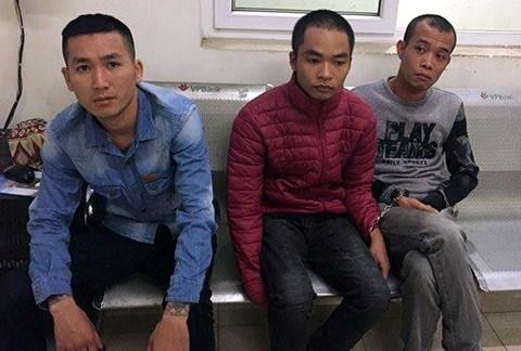 An ninh - Hình sự - Bộ ba rủ nhau đi mua ma túy về chơi, gặp ngay Cảnh sát 141
