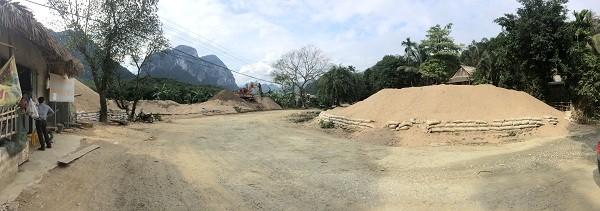 Điểm nóng - Thanh Hóa: Một xã có tới 6 bãi cát trái phép (Hình 2).