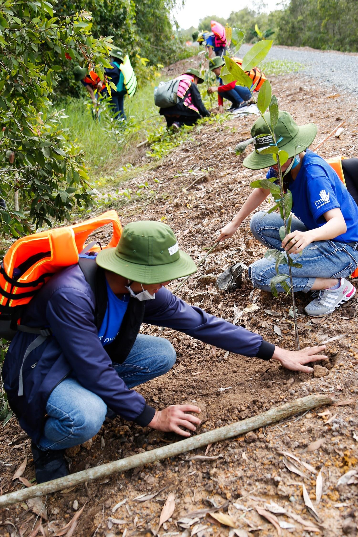 Cuộc sống xanh - Mở rộng khôi phục rừng, đảm bảo sinh kế tại Láng Sen (Hình 3).