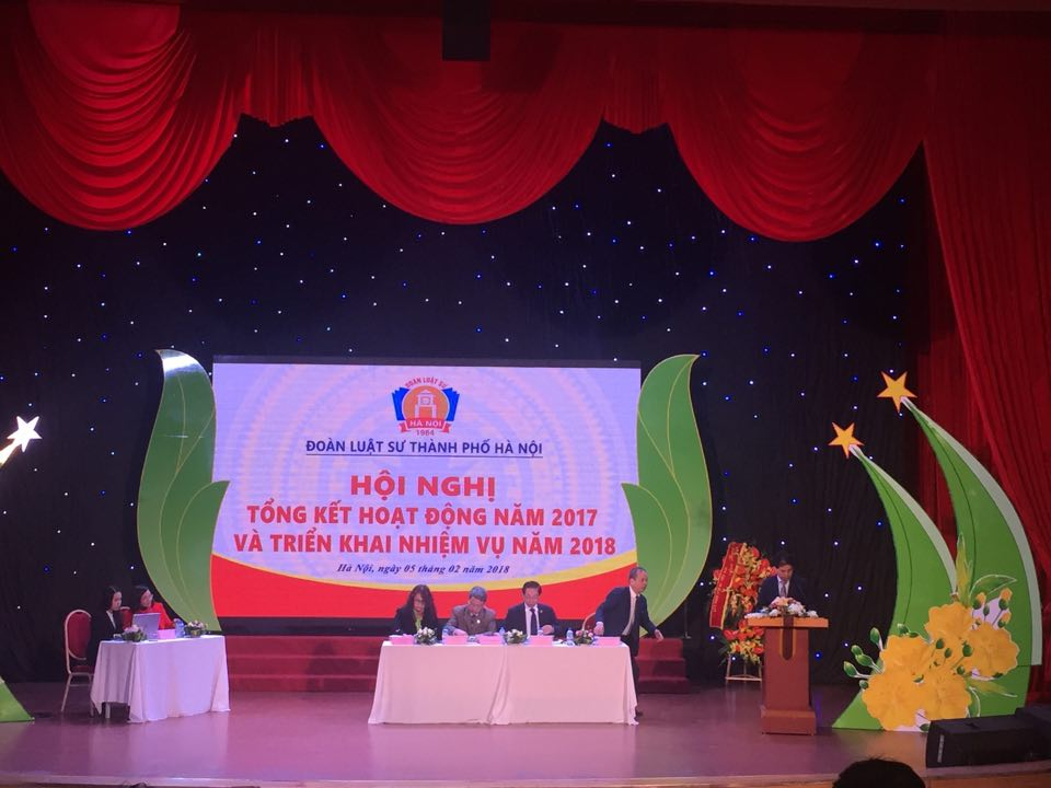 Góc nhìn luật gia - Đoàn Luật sư TP.Hà Nội tham gia nhiều đại án trong năm 2017