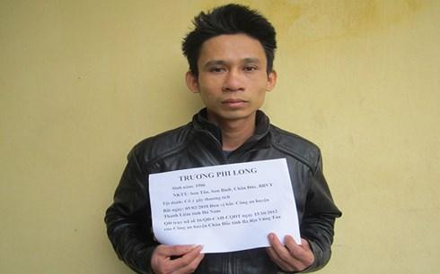 An ninh - Hình sự - Hà Nam: Tóm gọn đối tượng truy nã trốn trong chùa