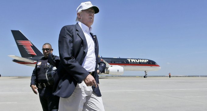 Tiêu điểm - Khám phá bí mật trong chuyên cơ mạ vàng của Tổng thống Donald Trump