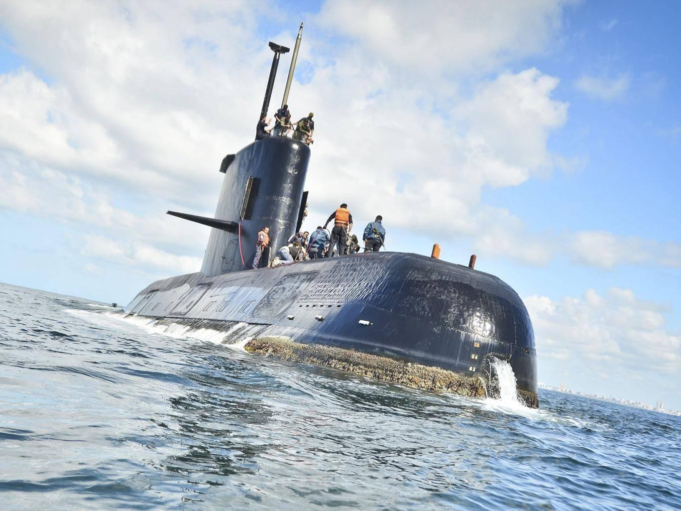 Tiêu điểm - Tiếng động lạ nghi từ tàu ngầm bị mất tích của Argentina có thể giúp tìm ra manh mối