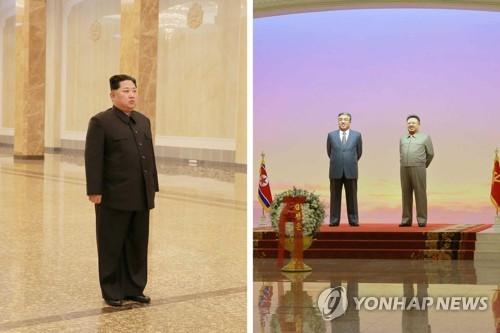 Tiêu điểm - Thông điệp của ông Kim Jong-un khi viếng lăng cha và ông nội