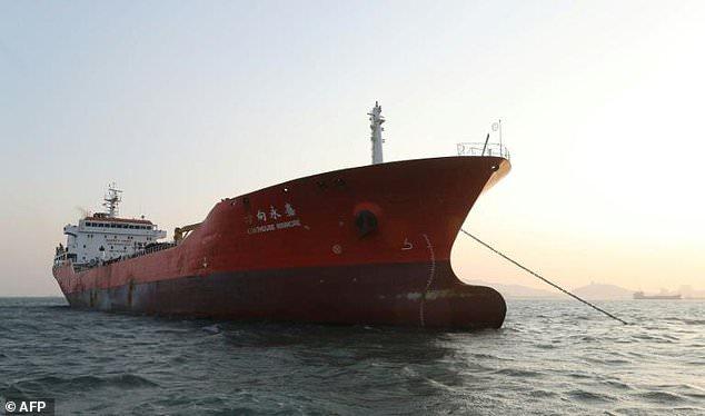 Tiêu điểm - Lý do tàu Panama bất ngờ bị Hàn Quốc giữ