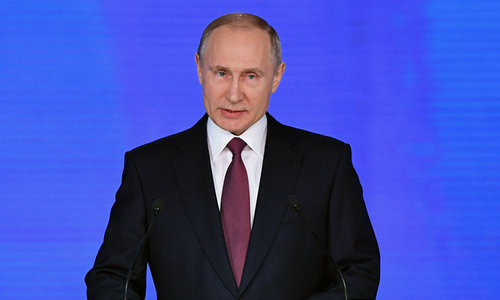 Quét tin thế giới ngày 3/3: TT Putin tiết lộ hai trường hợp Nga sẽ dùng vũ khí hạt nhân - Hình 1
