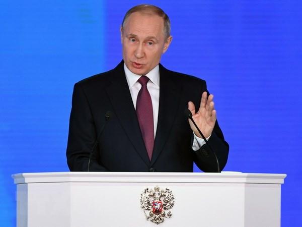 Quét tin thế giới ngày 10/3: Tổng thống Nga bác cáo buộc tuyên bố Chiến tranh Lạnh mới - Hình 4