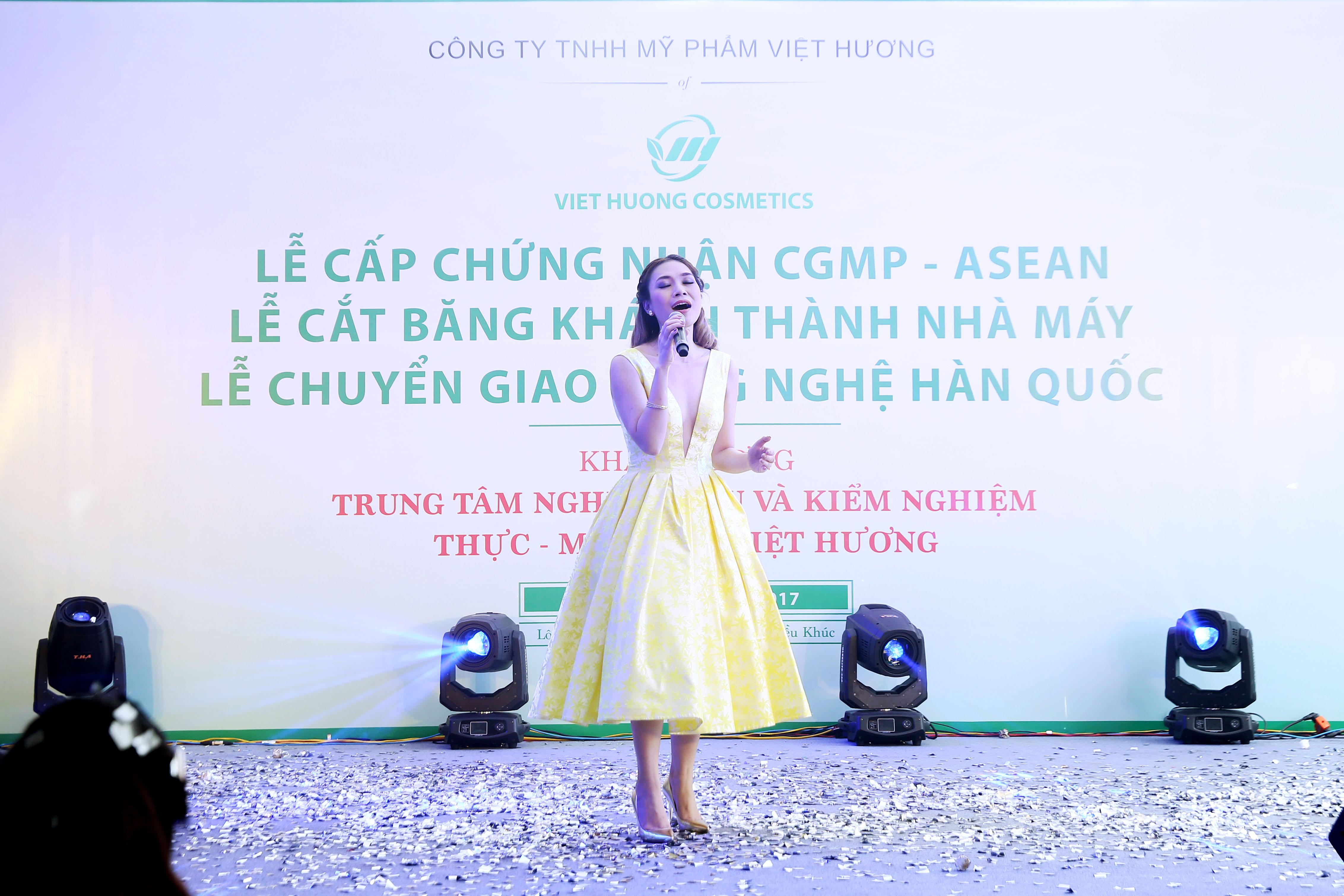Cần biết - Mỹ phẩm Việt Hương khánh thành nhà máy sản xuất quy mô lớn nhất miền Bắc (Hình 6).