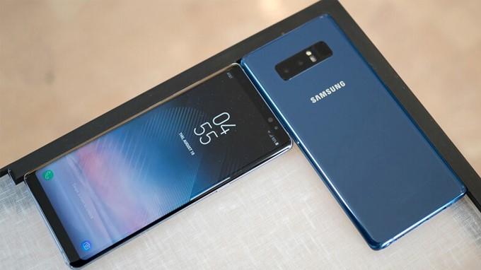 Cần biết - Samsung Galaxy Note 8 khan hàng, bản xách tay giảm dưới 17 triệu