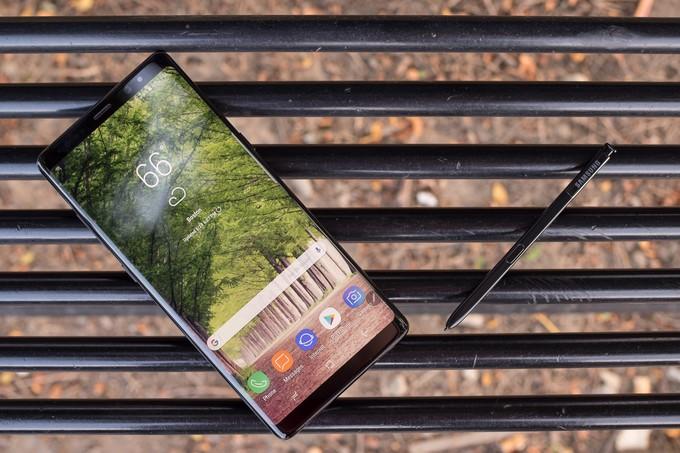 Cần biết - Samsung Galaxy Note 8 khan hàng, bản xách tay giảm dưới 17 triệu (Hình 2).