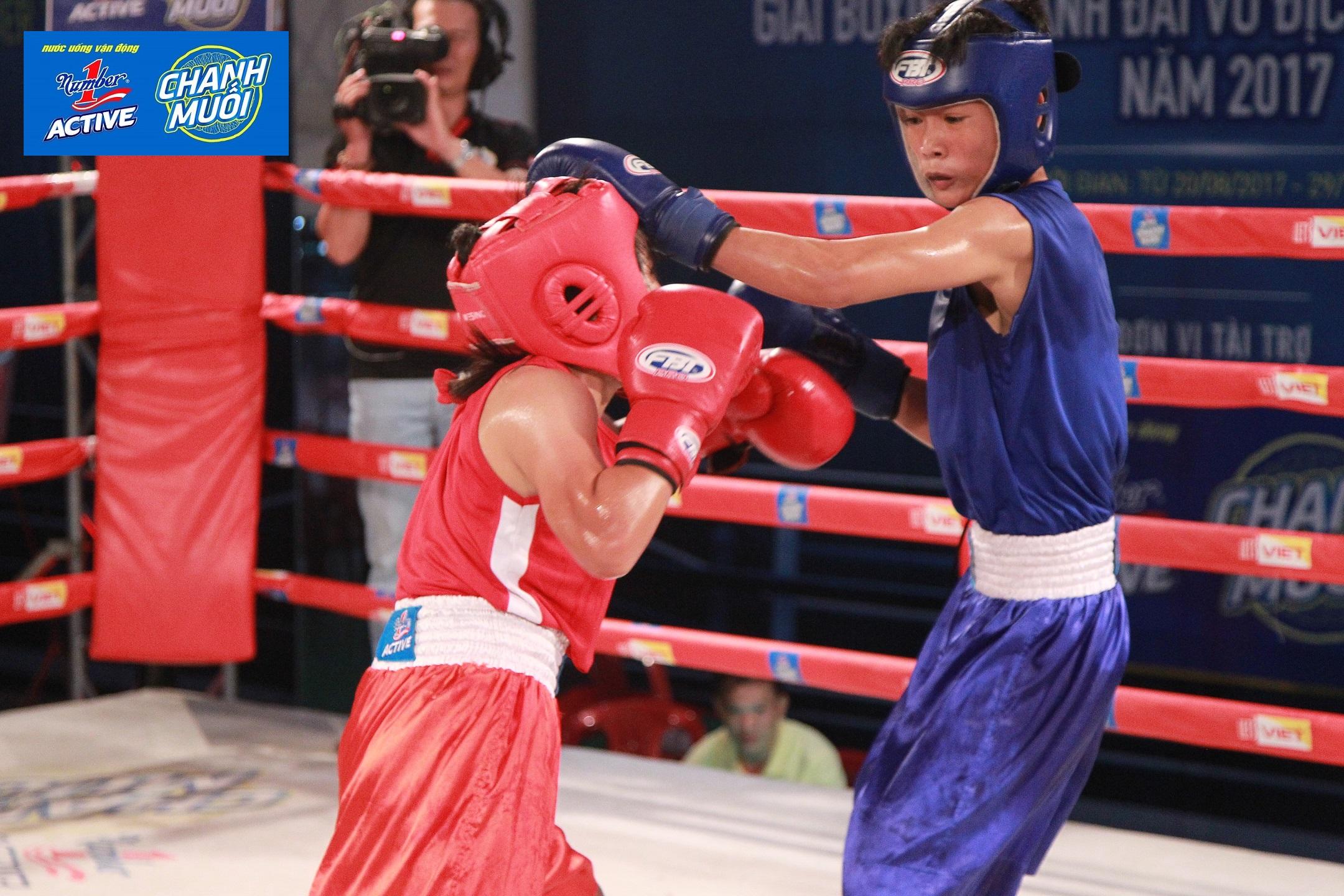 Thể thao - Đón chờ những trận chung kết Boxing rực lửa tại công viên 23/9.