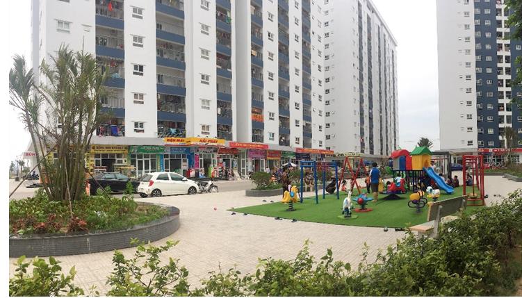Bất động sản - KĐT Thanh Hà - Cienco5 Land - nhận giải