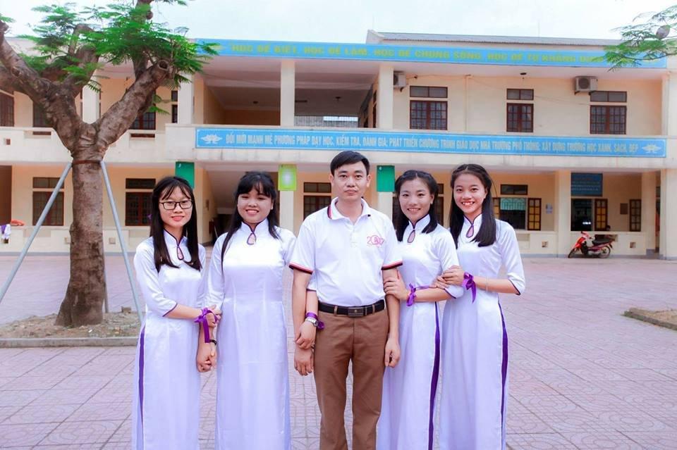 Giáo dục - Độc đáo phương pháp chấm thi bằng smartphone của thầy giáo Hà Tĩnh (Hình 2).