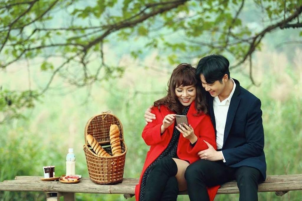 Sự kiện - Thái Thuỳ Linh: 'Tôi bật khóc trong MV mừng Lễ tình yêu' (Hình 5).