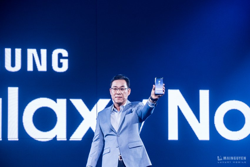 Công nghệ - Samsung chính thức ra mắt Galaxy Note 8 tại Việt Nam, giá 22,5 triệu đồng (Hình 2).