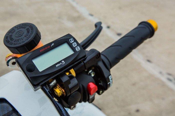 Xe++ - Yamaha Exciter 2009 biển độc, độ khủng của biker Hạ Long (Hình 6).