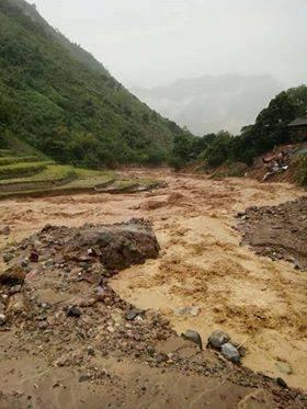 Xã hội - Huyện Đà Bắc, Hòa Bình thiệt hại lớn sau mưa lũ (Hình 6).