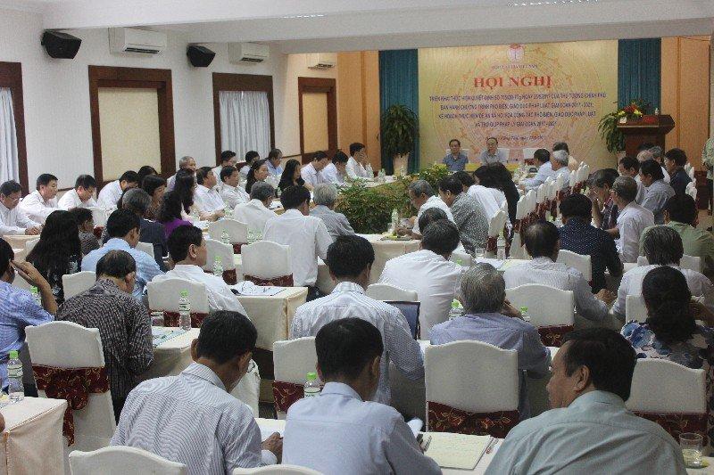 Tin tức - Chính trị - 10 sự kiện nổi bật năm 2017 của Hội Luật gia Việt Nam (Hình 2).