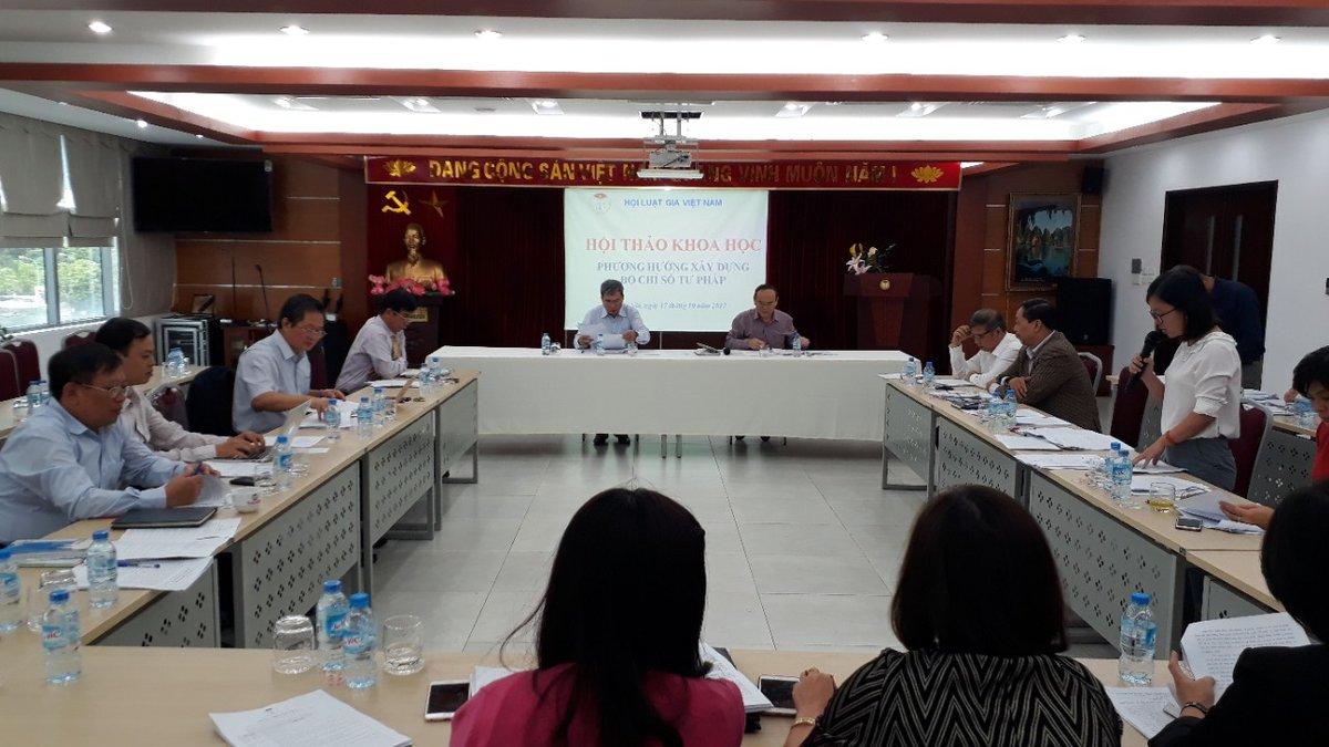 Tin tức - Chính trị - 10 sự kiện nổi bật năm 2017 của Hội Luật gia Việt Nam (Hình 3).