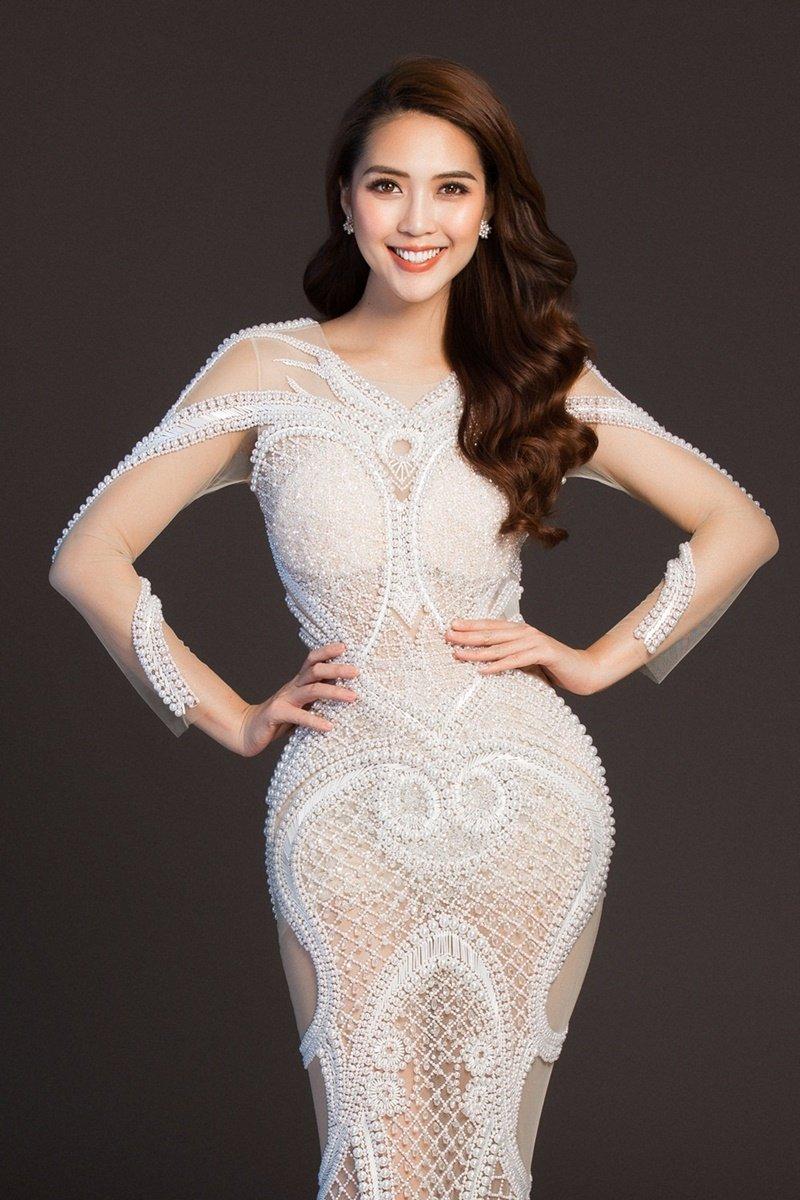 Ngôi sao - Nhiều sao Việt dự đoán Hà Thu sẽ lọt Top 5 tại Miss Earth 2017 (Hình 4).