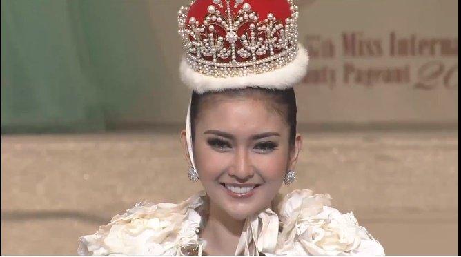 Ngôi sao - Hoa hậu Quốc tế 2017: Người đẹp Indonesia đăng quang, Thùy Dung trượt Top 15