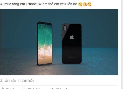 Cộng đồng mạng - Bi hài quanh chuyện sở hữu iPhone 8 của người dùng Việt (Hình 11).