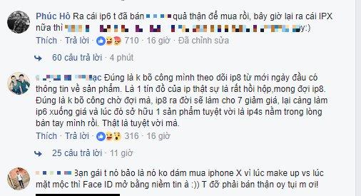 Cộng đồng mạng - Bi hài quanh chuyện sở hữu iPhone 8 của người dùng Việt (Hình 8).