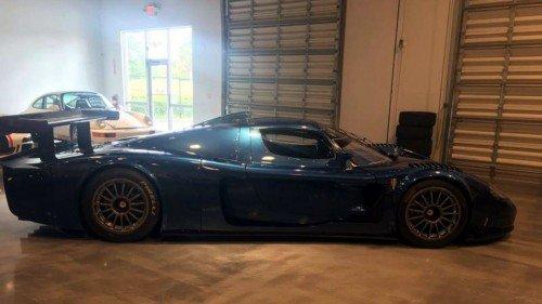 Ô tô-Xe máy - Siêu xe hàng hiếm Maserati MC12 rao bán hơn 62,1 tỷ đồng (Hình 9).