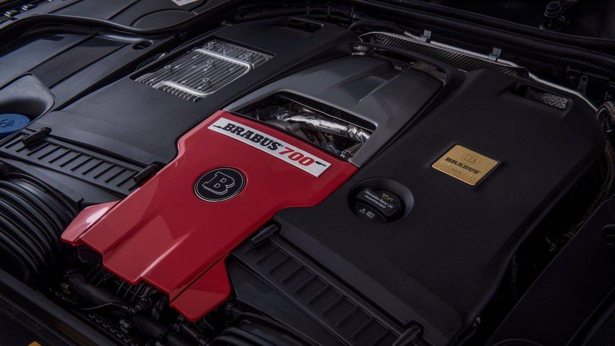 Xe++ - Brabus tung Mercedes-AMG S63 và Maybach S650 độ công suất 'khủng' (Hình 7).