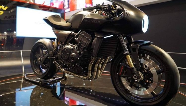 Xe++ - Honda CB4 Interceptor concept – mẫu xe dành cho tương lai (Hình 5).