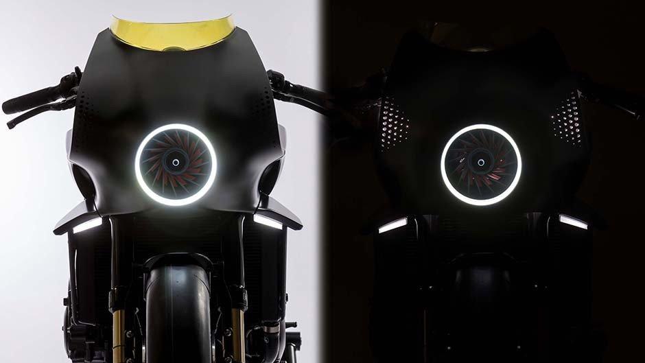 Xe++ - Honda CB4 Interceptor concept – mẫu xe dành cho tương lai (Hình 3).