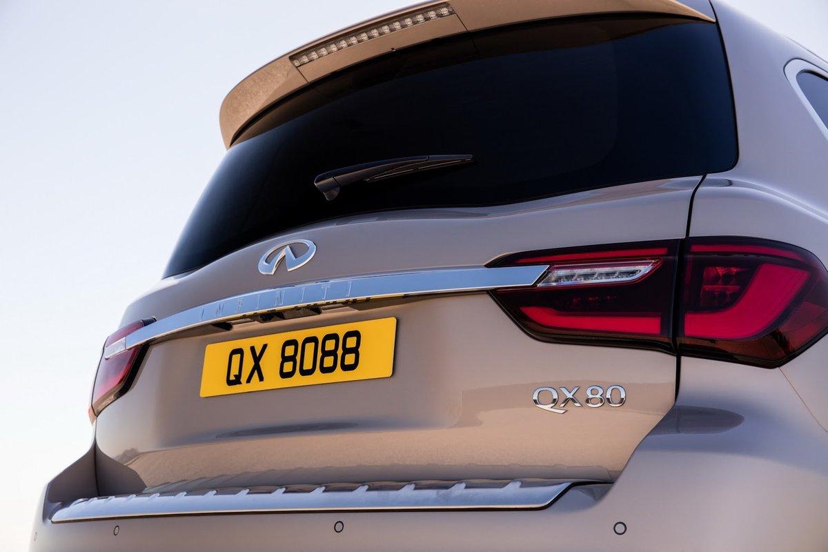 Xe++ - SUV hạng sang Infiniti QX80 2018 công bố giá bán (Hình 6).