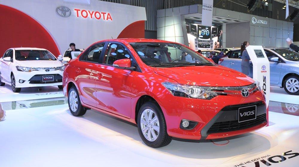 Xe++ - Các mẫu xe chủ lực Toyota đồng loạt giảm giá cuối năm (Hình 2).
