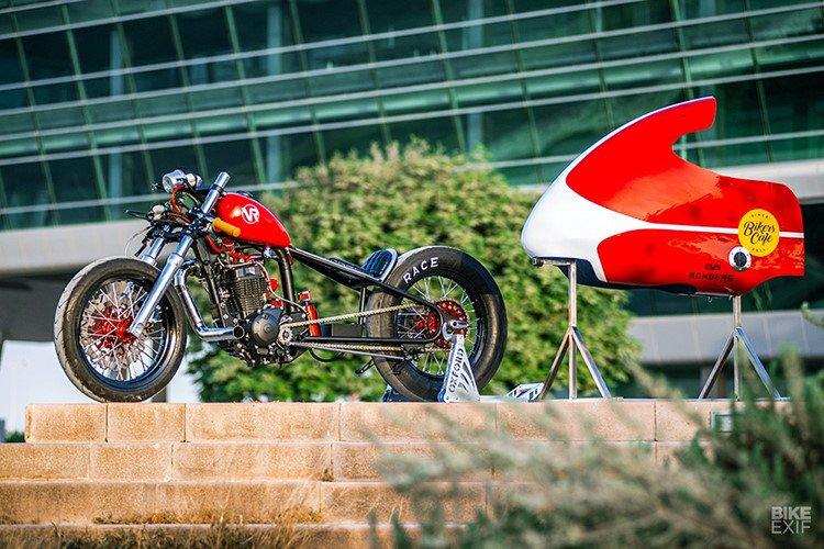 Xe++ - Dân chơi Dubai độ môtô giao pizza nhanh nhất thế giới (Hình 4).