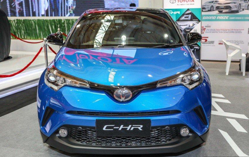 Xe++ - Toyota C-HR có giá bán hơn 800 triệu đồng tại Malaysia (Hình 3).