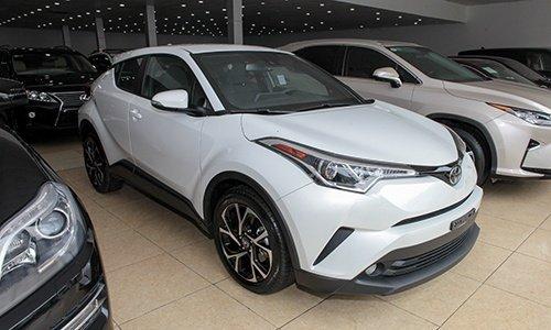 Xe++ - Toyota C-HR có giá bán hơn 800 triệu đồng tại Malaysia (Hình 10).